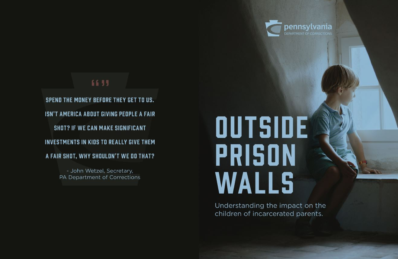 When Parents Are In Prison Children >> Children Of Incarcerated Parents