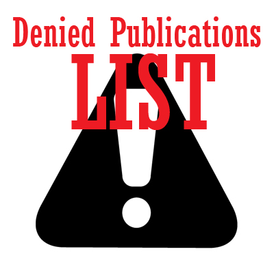 Denied Publications